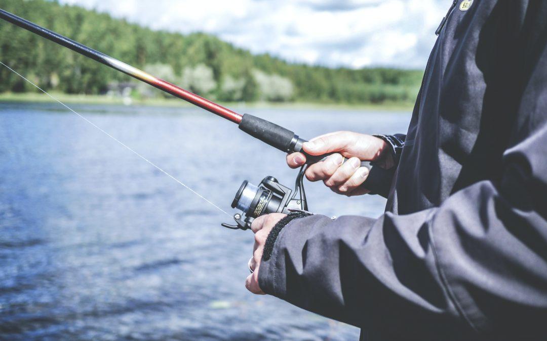 Fiskeri med magneter